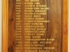 Adams College -  Honours Boards -  Student of the Year