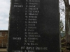 Vaalkrans - Monument to 2nd Devonshires, 2nd East Surrey's , 1st Durham L.I. and 1st Rifle Brigade men (4)