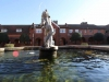 Michaelhouse -  Central Quadrangle - Cameron Todd Fountain (4)