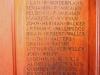 Michaelhouse -  Dining room - 1914 1918 - Rolls of Honour (2)