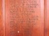 Michaelhouse -  Dining room - 1914 1918 - Rolls of Honour (4)