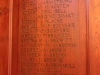 Michaelhouse -  Dining room - 1914 1918 - Rolls of Honour (9)