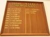 Michaelhouse -  Media Centre - Honours Boards - Elsie Ballot Scholars