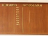 Michaelhouse -  Media Centre - Honours Boards - Rhodes Scholars (7)