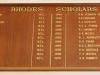 Michaelhouse -  Media Centre - Honours Boards - Rhodes Scholars (9)