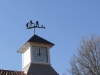 Michaelhouse - Old Boys Club Pavilion - clock & weather vane
