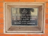 Michaelhouse - Old Boys Club Pavilion  & fields - plaque Maurice Pennington - 1956 (2)