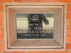 Michaelhouse - Old Boys Club Pavilion  & fields - plaque Maurice Pennington - 1956 (3)