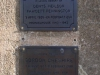 Michaelhouse - Old entrance gates - Memorial plaques (2)