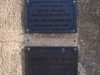 Michaelhouse - Old entrance gates - Memorial plaques (3)