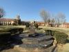 Michaelhouse -  main entrance views over fields (3)