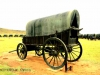 Blood River - Bronze wagon -  (1)