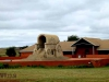 Blood River - The Jaw Bone Wagon Monument -  (2)