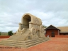 Blood River - The Jaw Bone Wagon Monument -  (8)