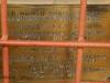 Blood River - Visitors Centre - brass Plaques  (2)