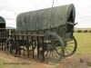 Blood River - Wagons in laager - Bronzes -  (10)