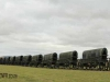 Blood River - Wagons in laager - Bronzes -  (15.) (1)