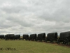 Blood River - Wagons in laager - Bronzes -  (22).