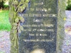 Baynesfield St Johns Church grave Albert Mapstone