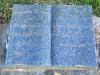 Baynesfield St Johns Church grave Amy Douglas