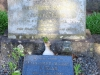 Baynesfield St Johns Church grave John & Margaret Bear