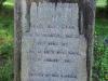 Baynesfield St Johns Church grave Mary Grant