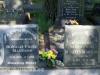 Baynesfield St Johns Church grave Ronald and Maureen Martens