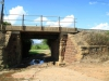 Besters - free Stae Rail Bridge - C Smythe & Lichfield turn off -  28.25.7 S 39.35.56 E -  (4)