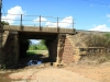 Besters - free Stae Rail Bridge - C Smythe & Lichfield turn off -  28.25.7 S 39.35.56 E -  (7)