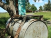 Besters - old trading store - fuel bowser -  (2)