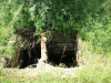 Ladysmith - Smiths Crossing - Free State HQ  1899 - 1900- Farm House - septic tank.