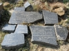 mt-itala-battlefield-summit-monument-vandalised-plaque-s-28-31-149-e-31-02-140-elev-1472m-11