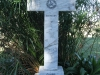 Rietfontein Farm - 1st Battalion - Gloucestershire Regiment Monument - at farmstead (2)
