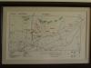 Rietfontein Farm - pictures - battle map on farm copy