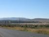 Rietfontein Farm - view of Nicholson's Nek from road (1)