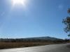 Rietfontein Farm - view of Nicholson's Nek from road (2)