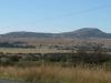 Rietfontein Farm - view of Nicholson's Nek from road (3)