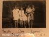 Montrose photographs - Morelle Clare Lionel Josephine & Jeanette  Lund