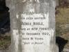 Boston St Michaels United Church - grave Agnes Noble 1922