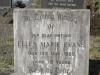 Boston St Michaels United Church - grave Ellen Evans 1959
