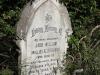 Boston St Michaels United Church - grave John Alborough 1905