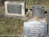 Boston St Michaels United Church - grave Joy and Cedric Holmes
