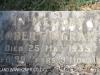 Boston St Michaels United Church - grave Robert Ogram 1935