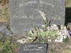 Boston St Michaels United Church - grave Sarah and Sheila Holmes
