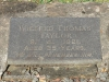 Boston St Michaels United Church - grave Wifrid Taylor 1921