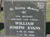 Boston St Michaels United Church - grave William Evans