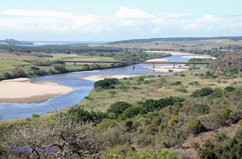 Tugela River Bridges, Dams, ...
