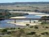 Harold Johnson Nature Reserve - Tugela - Tugela River easterly views with N2 bridge view (2)