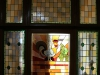Calderwood Hall House stain glass (3)