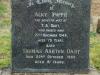 camperdown - Church of thr Resurrection - Grave - Alice & Thomas Dart
